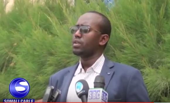 Daawo Maamulka Gobolka Banaadir oo ku baaqay Berito Banaan baxyo lagu taageerayo Badda somalia.