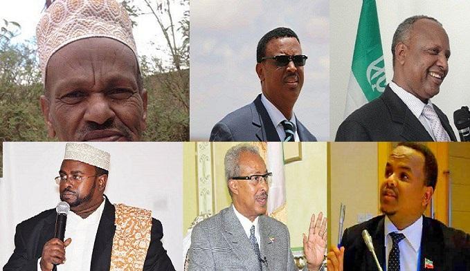 Daawo Liiska Guulwadeyaasha Masuuliyiinta xilalka ka haya Somaliland.