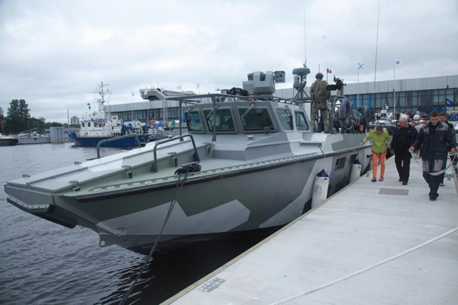 Italy delivers patrol boats to Somalia