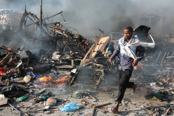 Five questions about the Somalia bomb