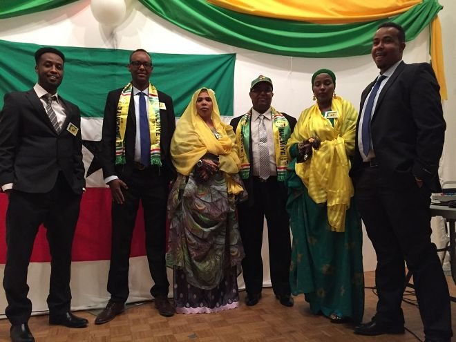 Edmonton Somaliland community celebrates long awaited presidential election