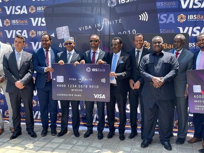 Fazul Abdalla of Alqaeda Senior leader's bank in Somalia Launches Visa Payment