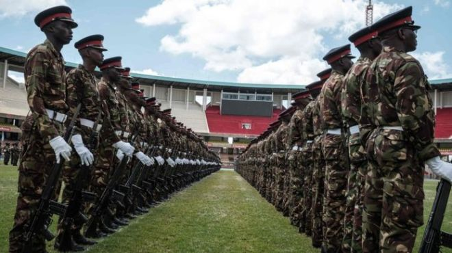 Kenya election: Security tight for Kenyatta inauguration