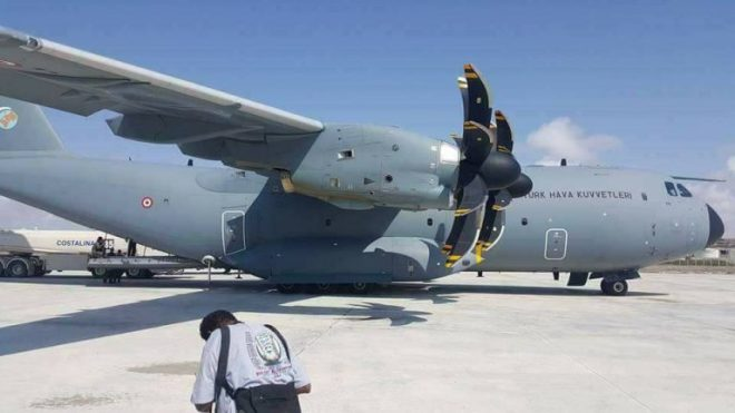 Turkey to airlift some wounded as Mogadishu toll tops 300
