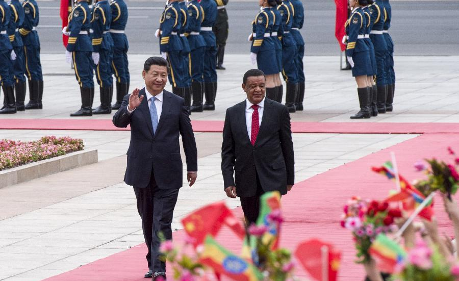 Ethiopia: President Xi Calls On Ethiopia, China to Advance Relations
