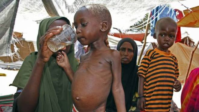 Famine in Somalia – are we letting it happen… again?