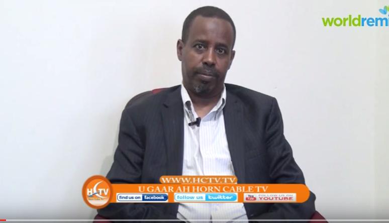 Daawo Xiisadda Muqdisho Hanti Dhawraha Guud ee somalia oo is hortaagay Amarkii uu Gafow ku soo Rogay Shacabka Gobolka Banaadir.
