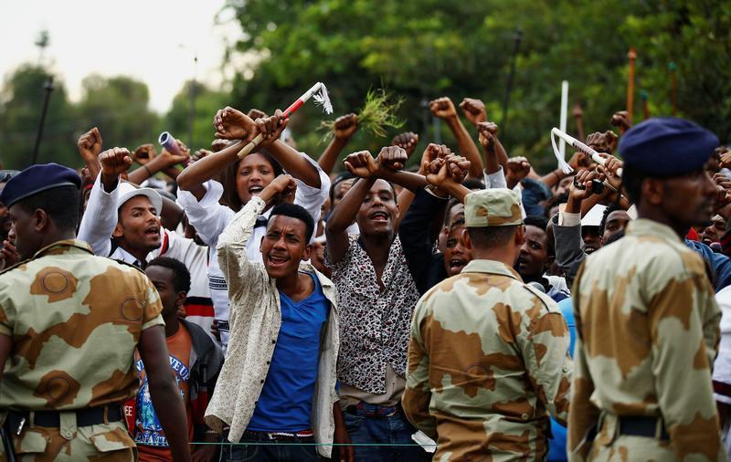 European Parliament Demands Investigation Into Ethiopia Killings