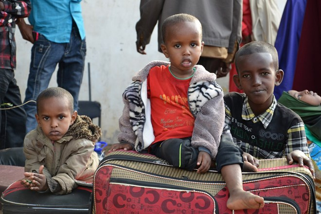 China gives WFP 5 mln USD to support refugees in Kenya