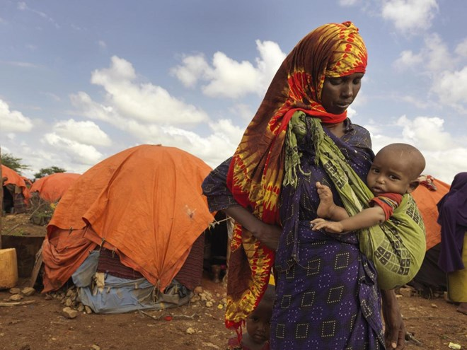 Herald Christmas Appeal: Help Mercy Corps fight the threat of starvation in Somalia