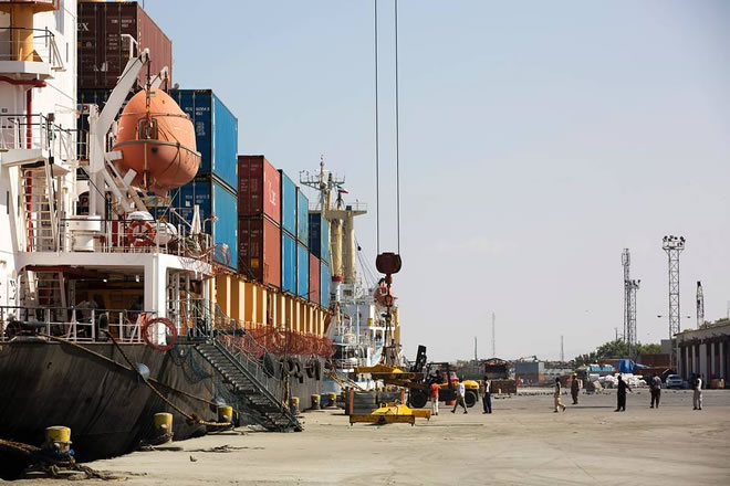 Ports in Puntland & Somaliland to compete