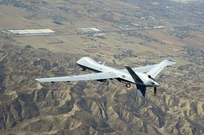 U.S. military says conducted air strike against ISIS in Somalia