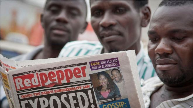 Detained Ugandan Journalists Charged with Libel, Other Offenses