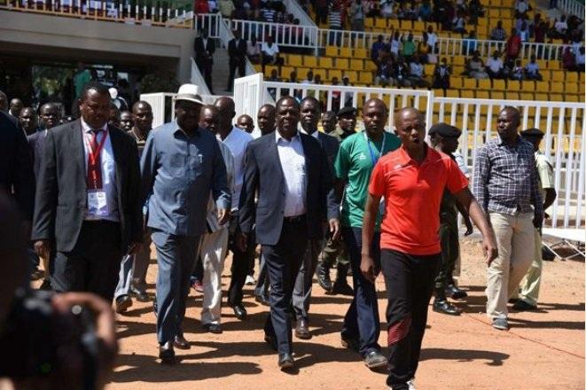 Raila Odinga: We won't abandon quest for fair polls
