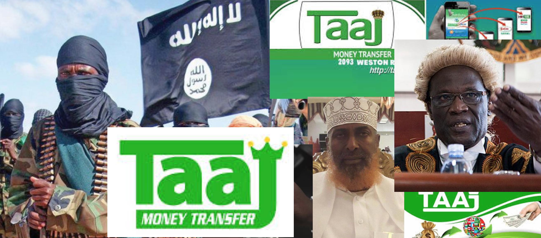 Taaj Express Uganda Bashir Ali Jumale links to terrorism - Court Judge of Kampala