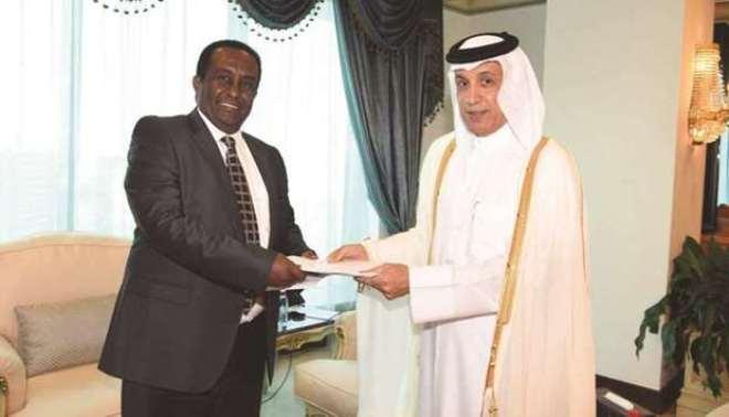 Qatar-Somalia ties reviewed