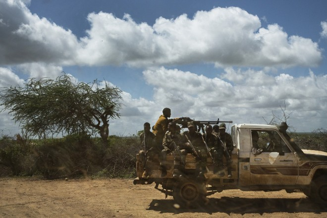 In Somalia, Islamist rebels are blocking starving people from getting food