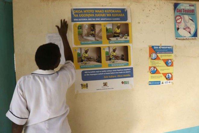 Turkana on alert after cholera outbreak in camp