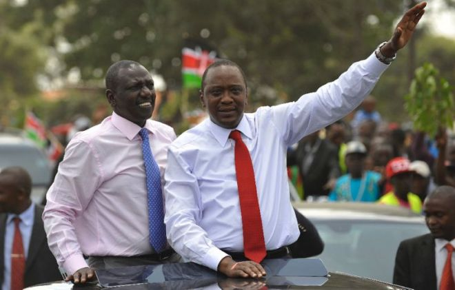 No poll violence under my watch, declares Uhuru