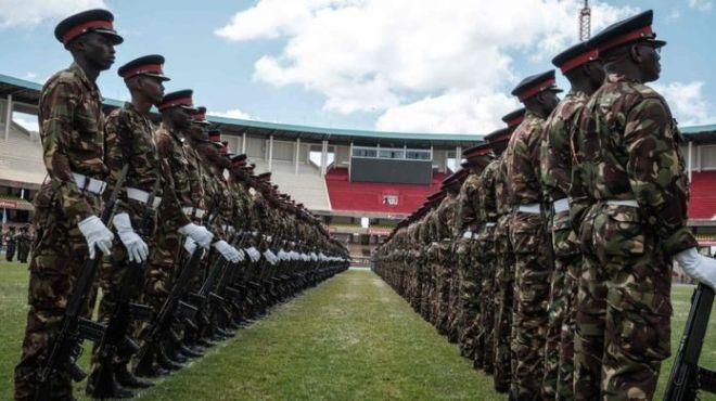 Kenya election: Security tight for Kenyatta inauguration