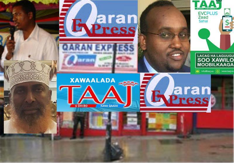 Somalia:AhmedNur Jimale is doing illegal activities - Terrorism Hawala